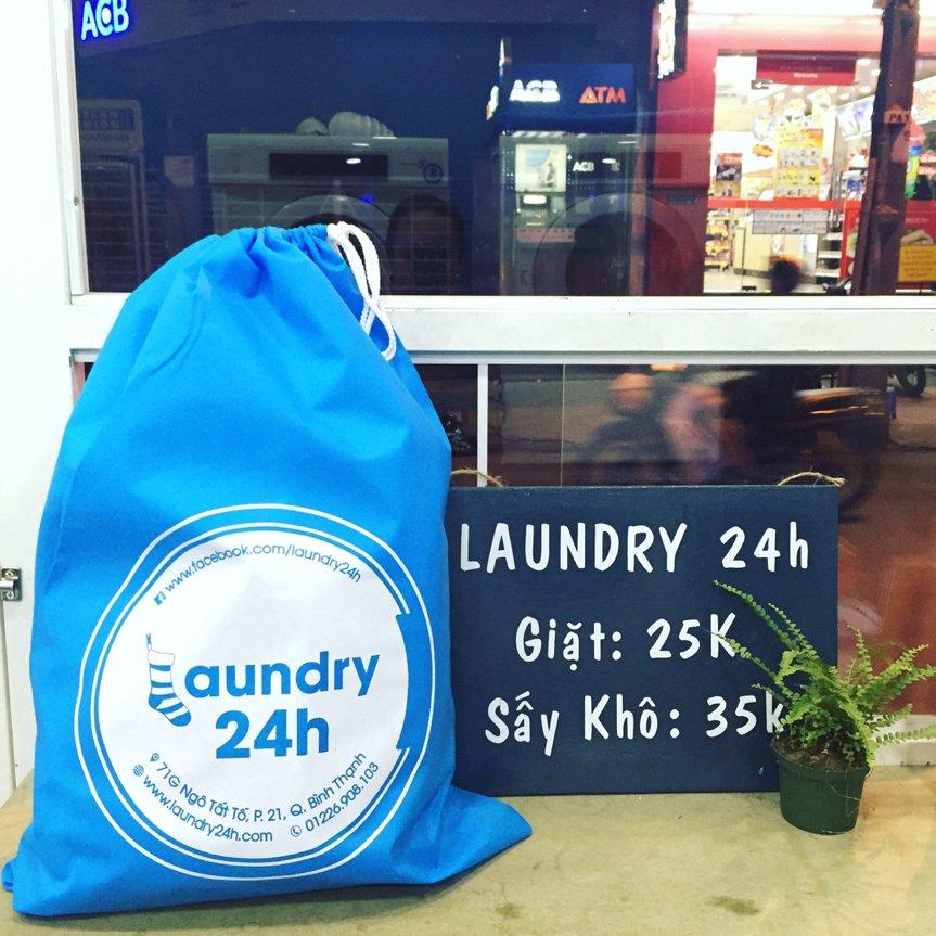 Túi Giặt BT